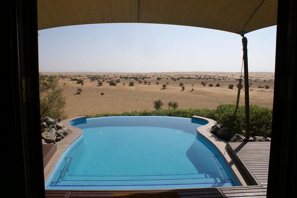 AL MAHA swimming pool