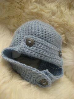 Baby flying helmet