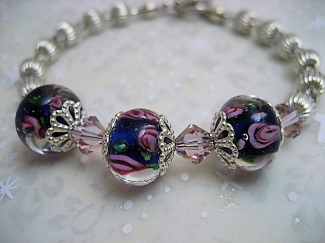European Beads and Beaded Bracelets at Charm Factory | Murano