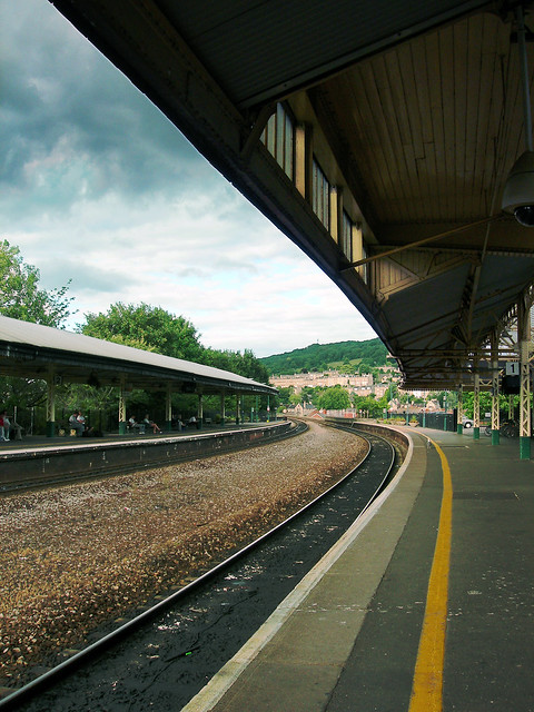 Bath train station flickr photo sharing for Do metro trains have bathrooms