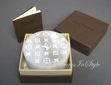 Louis Vuitton Limited Edition Tuscany Alabaster Fragrance Box VIP Gift