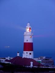 Faro de Punta Europa - Europa Point Lighthouse