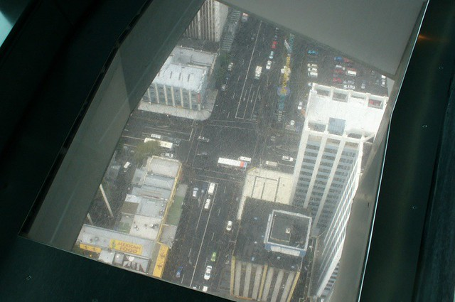 Glass Floor Panel At Observation Deck Flickr Photo