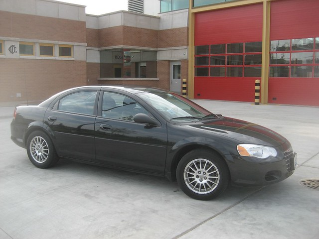 2004 Chrysler Sebring Sedan | Flickr - Photo Sharing!