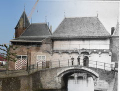 Amersfoort then and now