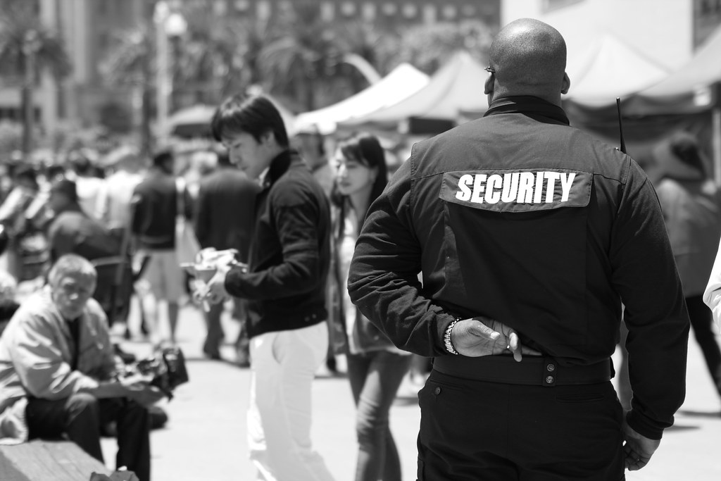 Photo:Security By:John Loo