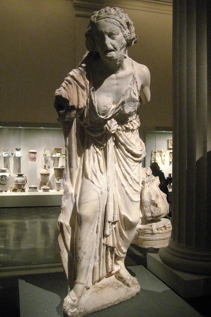 Marble Sculpture Woman