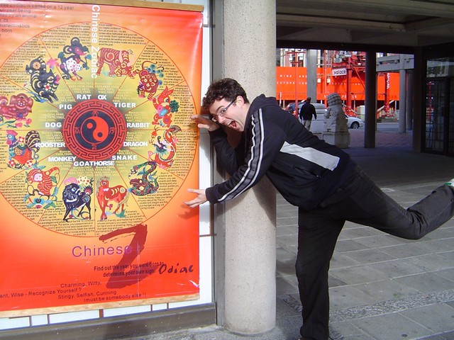 That's right y'all, year of the dragon represent!