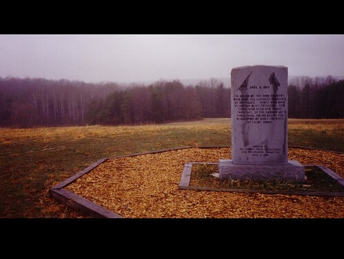 virginia landscapes military civilwar battlefield stateparks nationalregister nationalregisterofhistoricplaces sailorscreek ameliacounty saylerscreek