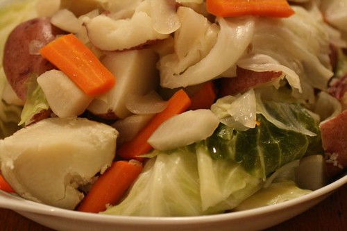 Corned beef and vegetables | Flickr - Photo Sharing!