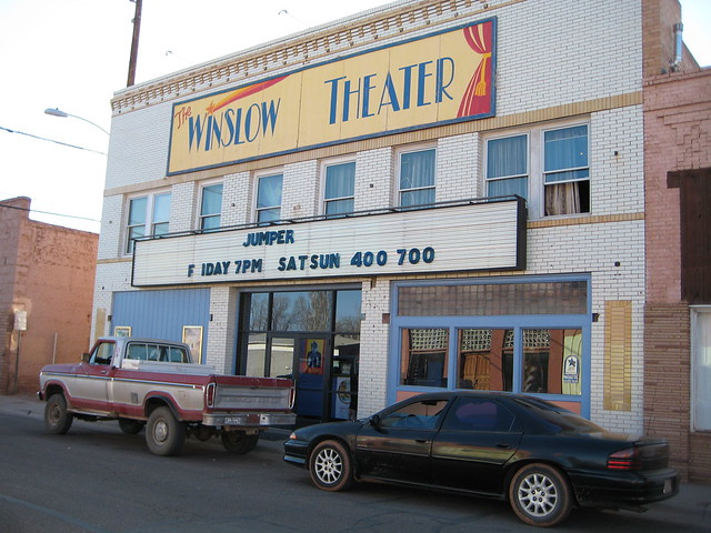 Winslow movie theater
