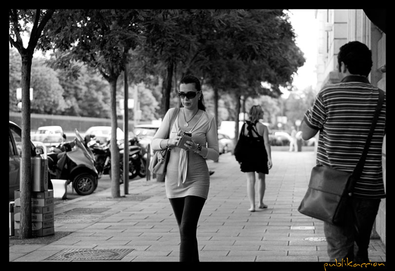 Street Photography, Centro, Madrid, España by publikaccion.es