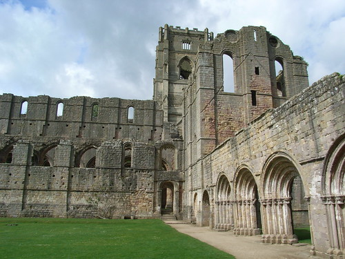 Fountains Abbey (44)