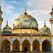 Aga Khan I Shah HasanAli Shah's Maqbara, Hasanabad, Mazgaon, Mumbai - India by Humayunn Niaz Ahmed Peerzaada