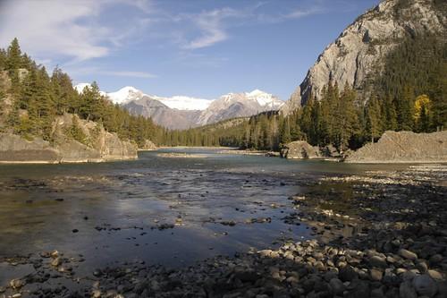 Banff view #2