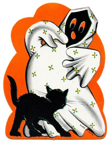 halloween clip art vintage - photo #48