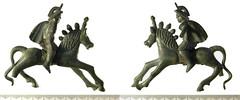 art, animal figure, sculpture, bronze sculpture, statue,