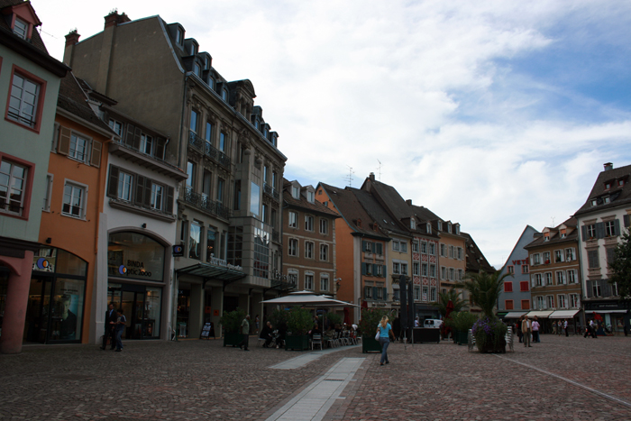 mulhouse downtown france flickr photo sharing. Black Bedroom Furniture Sets. Home Design Ideas