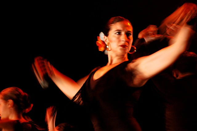 Il flamenco è un atto di vita