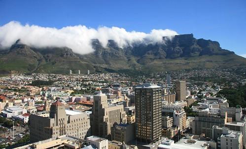 Sicherheit auf Reisen: Capetown, Tafelberg