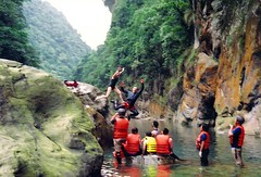 canyon, adventure, sports, river, recreation, outdoor recreation, canyoning,
