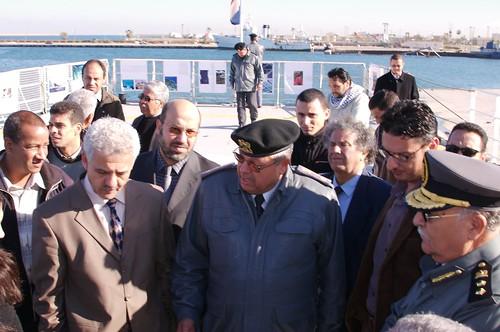 ocean our sea sunrise mediterranean ship greenpeace save arctic nave libya tripoli libia