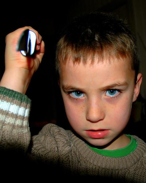 Psycho Kid Flickr Photo Sharing