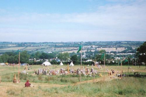 Glastonbury 1994 Stones