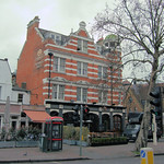 The Orange Tree Pub, Richmond, London.