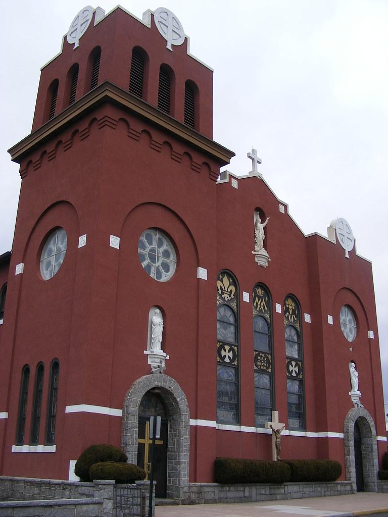 McAdoo, PA: St. Mary's Catholic Church (Slovak)