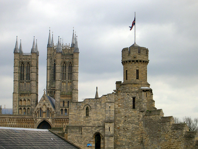 Cathedral and Castle