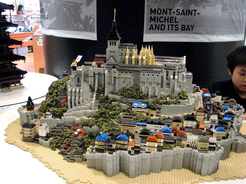 Έκθεση LEGO της Unesco για την επέτειο των 40 χρόνων της 2484498548_e5721765d7_b