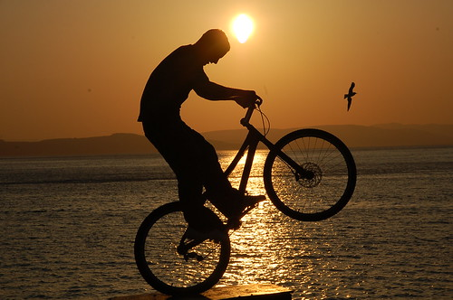 Sunset Riders in Largs 076