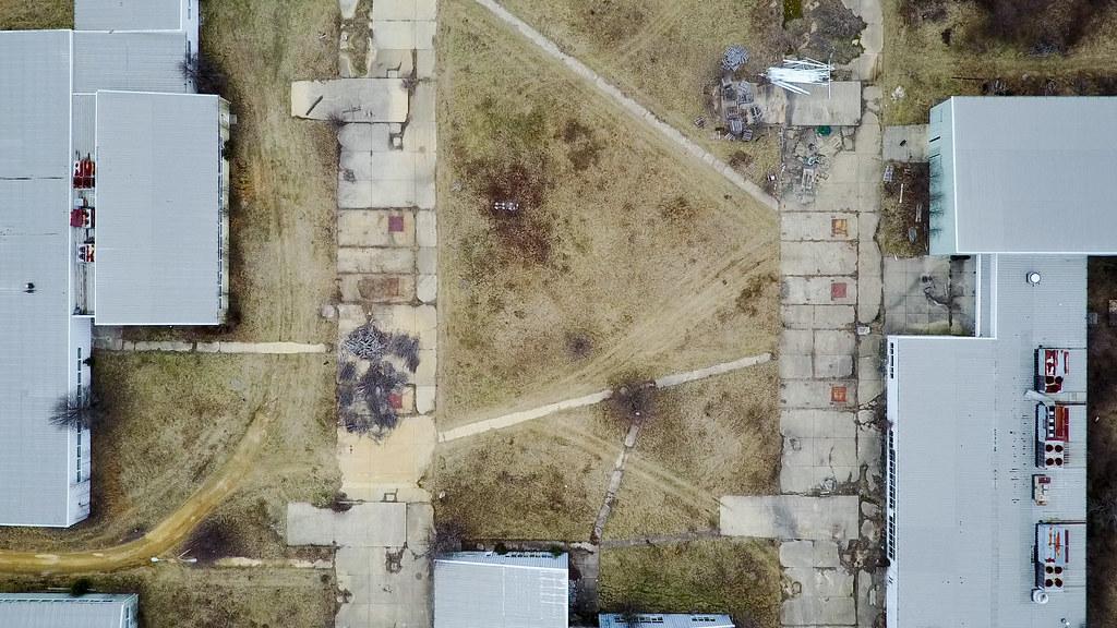 Abandoned Nike Missile Base Site W-64