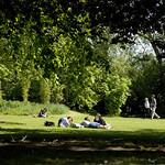 Students Studying - University of Leicester
