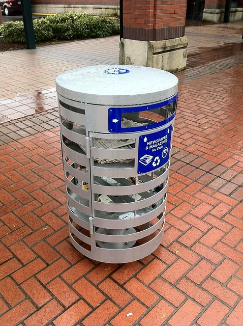 Portland Recycle Bin