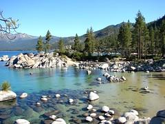 Lake Tahoe, NV, Sand Harbor (2) 9-2010 by inkknife_2000 (9 million views)