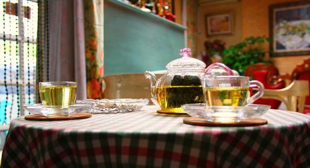 TEA SALON - 烘焙熊 - 烘焙熊的博客