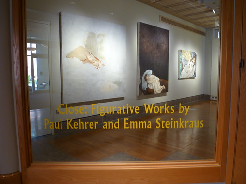 Close: Figurative Works by Paul Kehrer and Emma Steinkraus