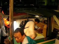 Yakatabune @ Sumidagawa River 隅田川 屋形船