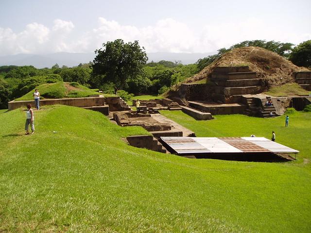 Ruinas de san andres el salvador flickr photo sharing - El colmao de san andres ...