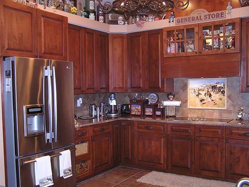 Knotty Alder Cabinet Kitchen Doors Vancouver Washington