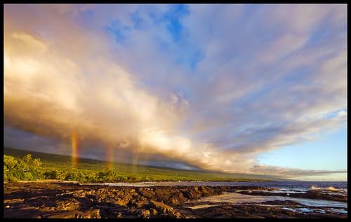 hawaii rainbow double bigisland kona aftertheflood 10294 anuenue keei thegoldendreams