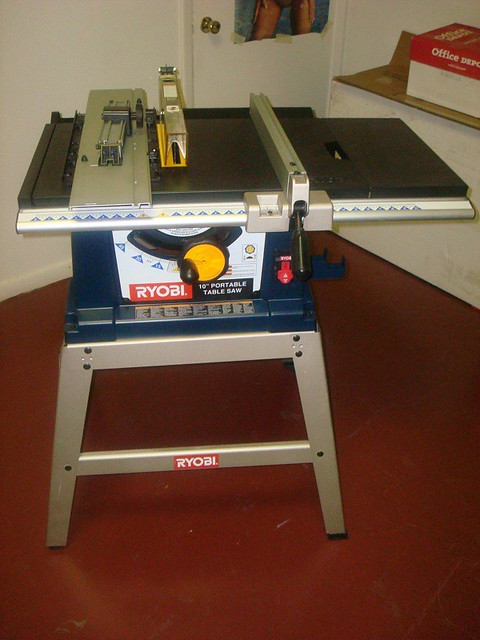 10 ryobi portable table saw flickr photo sharing for 10 portable table saw