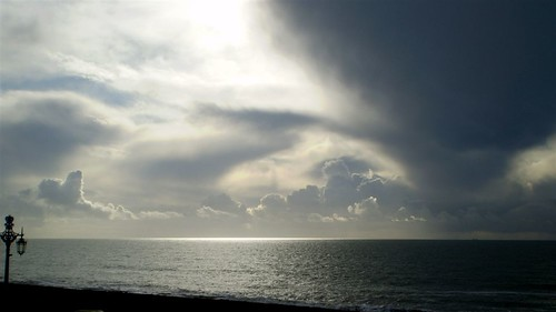 Funnel cloud?