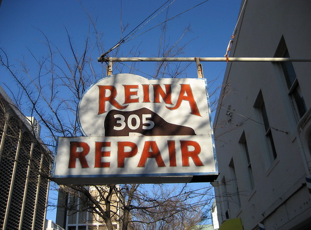 Shoe Repair Downtown Concord Nc