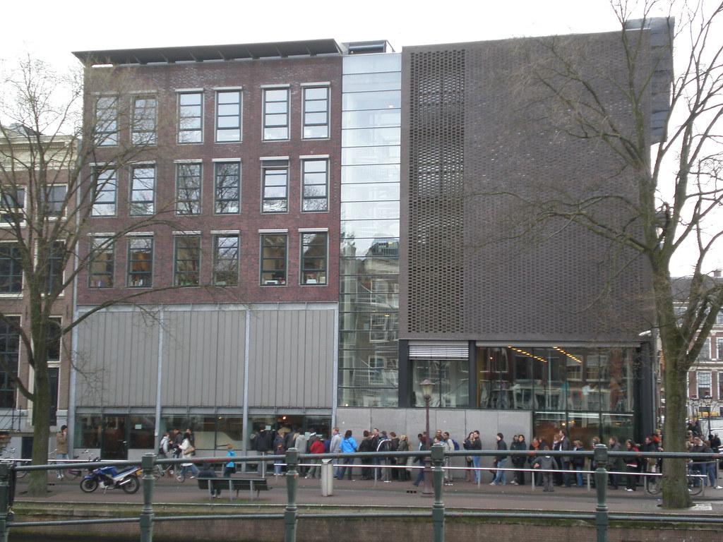 Anne Frank Haus Amsterdam Touristenführer