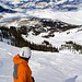 Small photo of Top of The Headwall at Crested Butte, CO