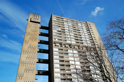 Balfron Tower, Poplar