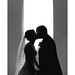 First Kiss of Man & Wife by Darren Purcell